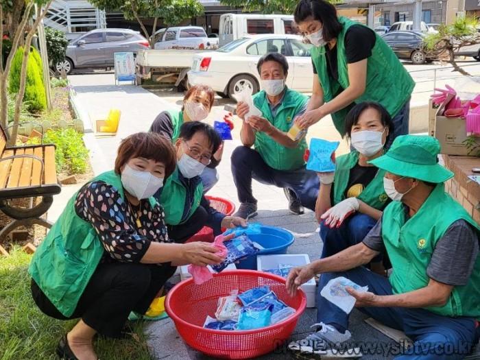 3-2. 여수형 아이스팩 재사용사업, 시민 참여 열기 확산(시전동).jpg