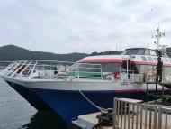 여수~거문 항로 여객선 4월 7일부터 운항 재개