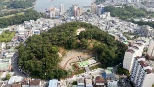 여수 안산근린 공원, 전라남도 친환경디자인상 수상