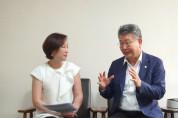 '지역현안을 풀어가겠습니다' ...지역인재 채용 의무화 법안, 김회재 국회의원 인터뷰