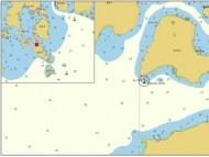 남면 두라리 전면해상, 안전한 바닷길 조성 등대 설치