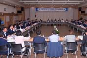 """여수시-민주당여수委, 당정협의회 개최…""""우리는 한 팀"""""""