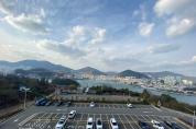 여수돌산공원 공영주차장 2월부터 유료전환