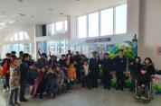 따뜻한 미리내 봉사단 '제4회 솜씨꼼씨 전시회'