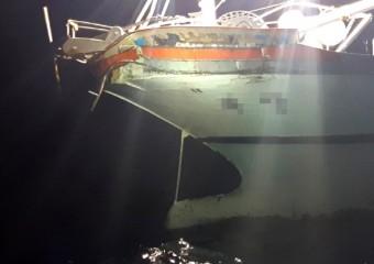 여수해경, 거문도 남동방 약 24km 해상 해사안전법 위반사범 검거